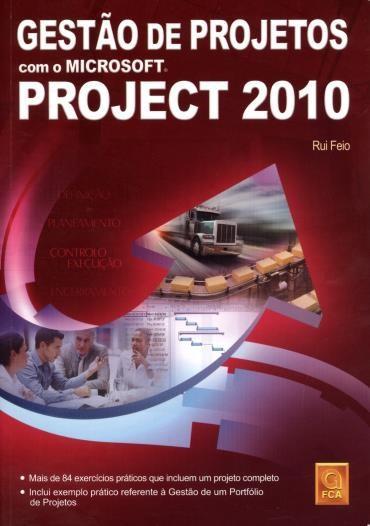 Gestão de Projetos Com o Microsoft Project 2010