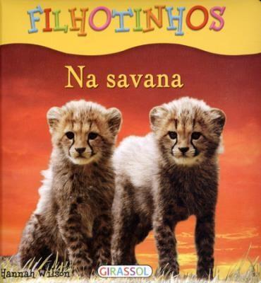 Na Savana - Col. Filhotinhos