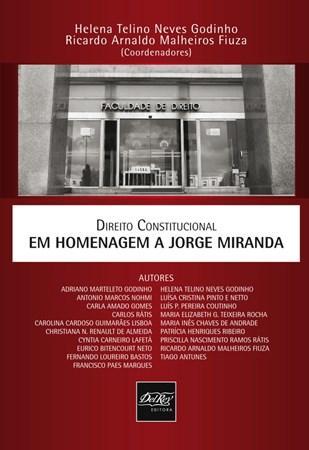 Direito Constitucional em Homenagem a Jorge Miranda