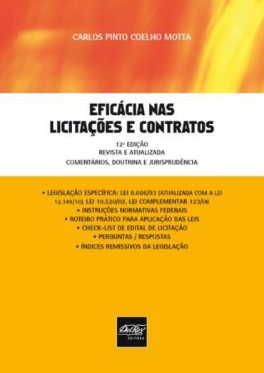 Eficácia nas Licitações e Contratos
