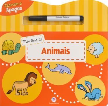 Meu Livro De: Animais