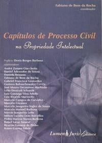 Capitulos de Processo Civil na Propriedade Intelectual
