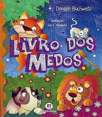 Livro dos Medos - Livro Pop-up