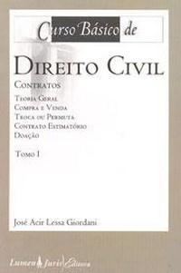 Curso Basico de Direito Civil - Tomo I - Contratos