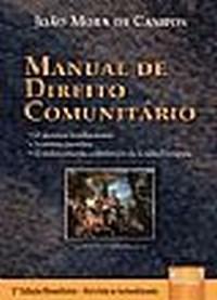 Manual de Direito Comunitario
