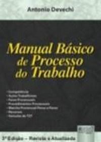 Manual Basico de Processo do Trabalho