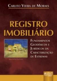 Registro Imobiliario - Fundamentos Geodesicos e Juridicos