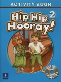 Hip Hip Hooray 2 Ab W/ Aud Cd