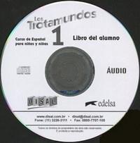 Los Trotamundos 1: Libro Del Alumno - Cd Audio
