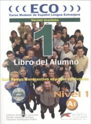 Eco: Pack Version Brasil Libro Del Alumno + Libro de Ejercicios + Cd - Nivel 1