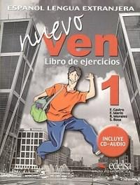 Nuevo Ven - Libro de Ejercicios Con Cd Audio - Nivel 1