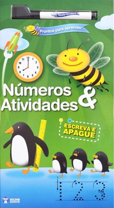 Números e Atividades: Prontos para Aprender