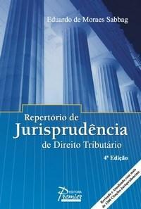 Repertorio de Jurisprudencia Direito Tributario
