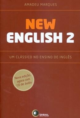 New English 2: Com Cd de Audio um Classico no Ensino de Linguas - Acompanha Cd-audio