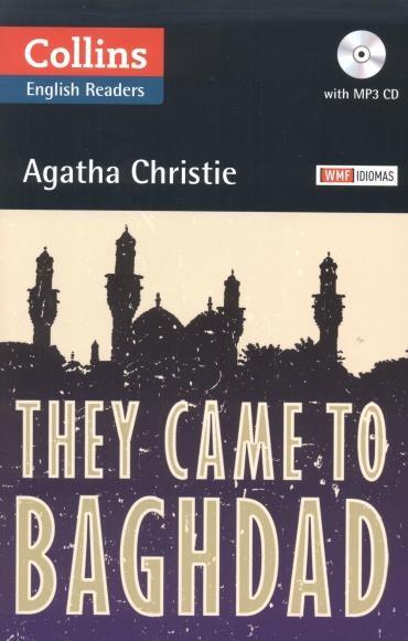 They Came To Baghdad - With Cd-audio - Agatha Christie