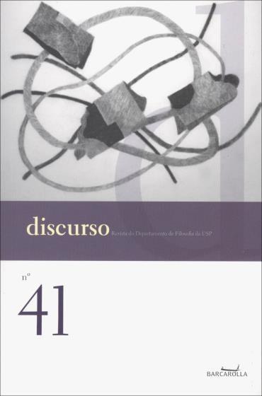 Revista Discurso - Vol.41