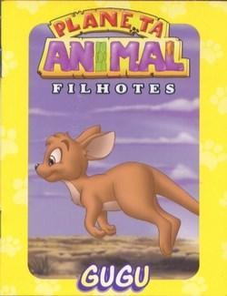 Mini Livros: Planeta Animal Filhotes - Gugu