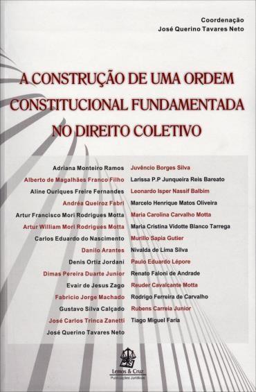 Construção de uma Ordem Constitucional Fundamentada no Direito Coletivo