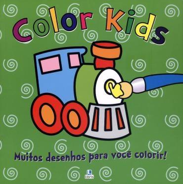 Color Kids: Verde