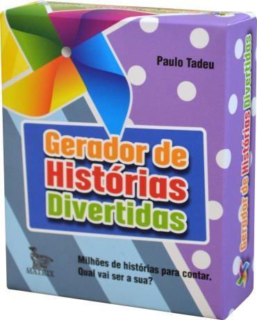 Gerador de Histórias Divertidas (2013 - Edição 1)
