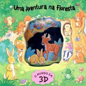 Mundo em 3d, O: uma Aventura na Floresta