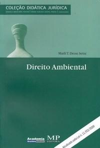 Direito Ambiental - Coleção Didática Jurídica