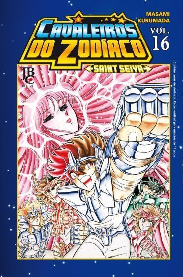 Cavaleiros do Zodiaco Saint Seiya - Vol.16 (2013 - Edição 1)