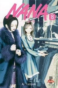 Nana 08 - Fortes Emocoes