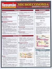 Microeconomia - Definicoes e Conceitos - Administracao e Negocios - 8 - Res