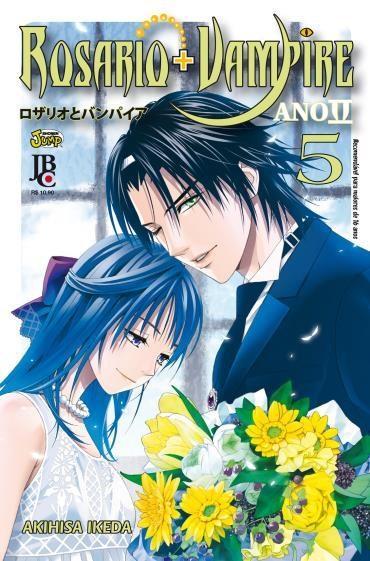 Rosario Vampire Ano 2 - Vol.5 (2012 - Edição 1)