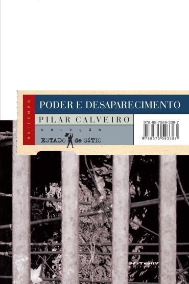 Poder e Desaparecimento (2013 - Edição 1)
