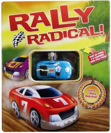 Rally Radical: Livro Pista