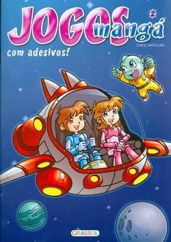 Jogos Manga: Com Adesivos - Vol. 2