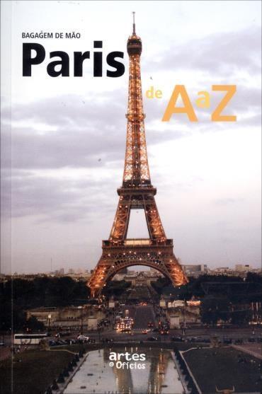 Paris de a A Z (2013 - Edição 1)