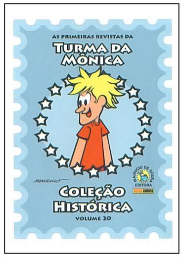 Histórica - Turma da Mônica - Volume 20 - Mauricio de Sousahistórica - Turma da Mônica - Volume 20