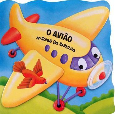 Amigos do Barulho: o Avião