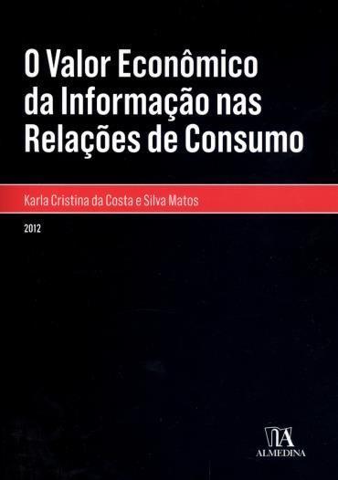 Valor Econômico da Informação nas Revelações de Consumo, O
