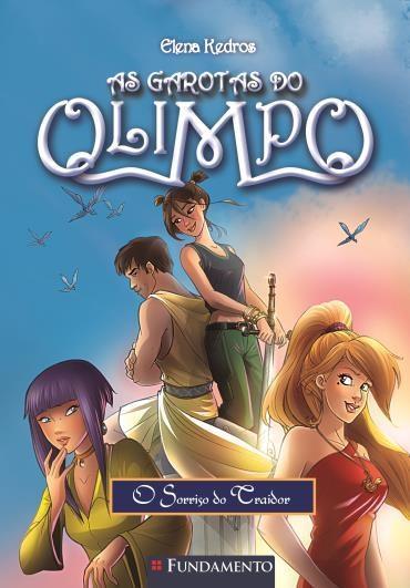 Garotas do Olimpo, As: o Sorriso do Traidor - Vol.4 (2013 - Edição 1)