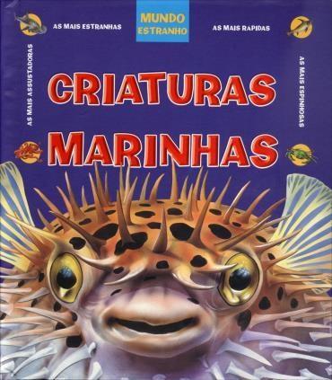 Mundo Estranho - Criaturas Marinhas