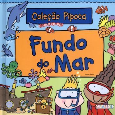 Fundo Mar - Com Pop-up (2013 - Edição 1)