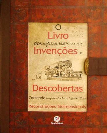 Livro dos Registros Históricos de Invenções e Descobertas (2011 - Edição 1)