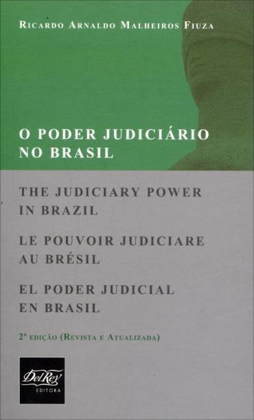 Poder Judiciário no Brasil, o (2013 - Edição 2)