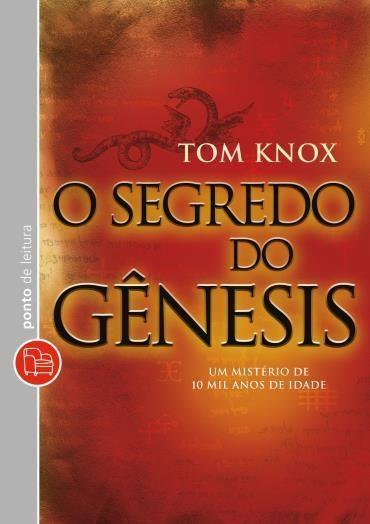 O Segredo do Gênesis - Edição de Bolso - Tom Knox