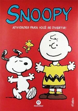 Snoopy: Atividades para Você Se Divertir!