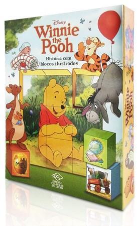 Winnie The Pooh: História Com Blocos Ilustrados