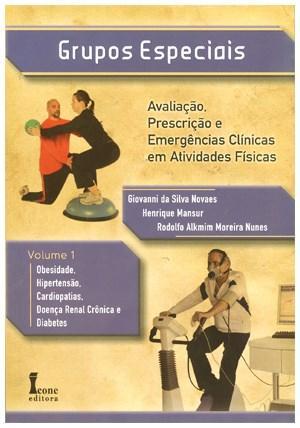Grupos Especiais - Avaliação, Prescrição e Emergências Clínicas em Atividades Físicas (0)