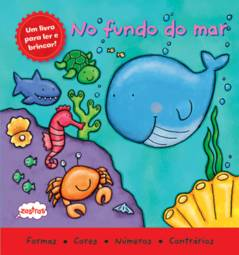 No Fundo do Mar: Ler e Brincar