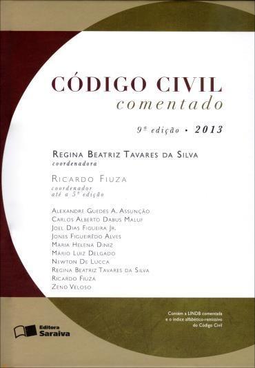 Código Civil Comentado (2013 - Edição 9)