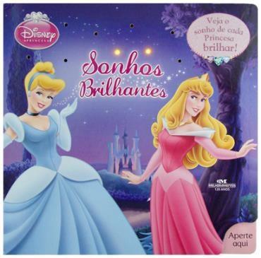 Sonhos Brilhantes: Disney Princesa