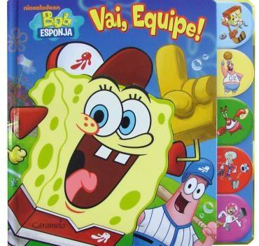 Bob Esponja: Vai, Equipe!